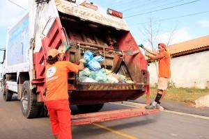 O problema da coleta de lixo urbano