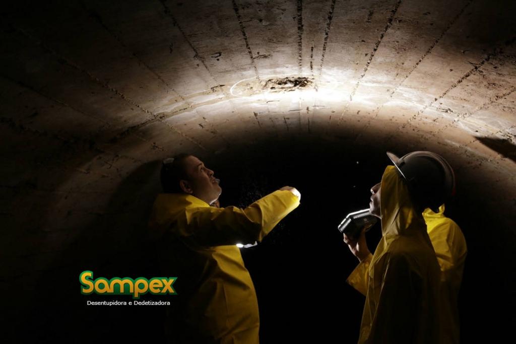 Foto do serviço de vídeo inspeção de galeria de águas pluviais