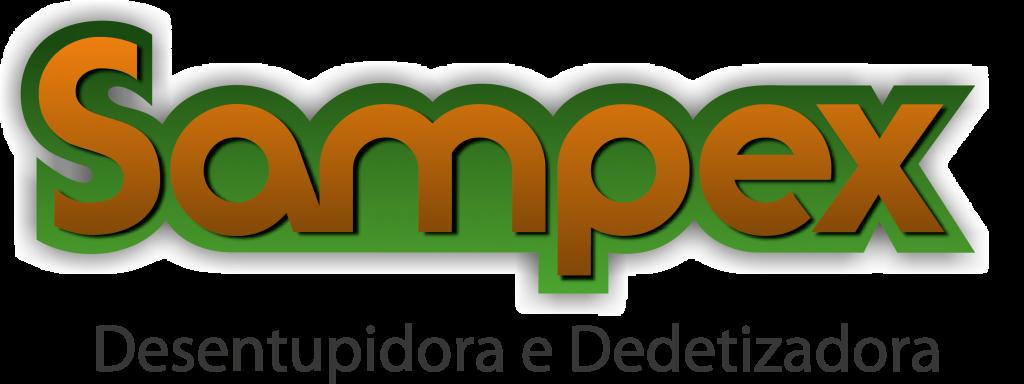 Sampex Logo 1024x384 - Desentupidora em São Paulo   Sampex Desentupidora
