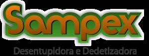 Sampex Logo 300x113 - Dedetização De Escorpião